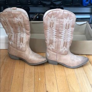 Matisse Cowboy boots